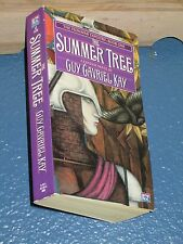 The Summer Tree by Guy Gavriel Kay (FIONAVAR) paperback  0451451384