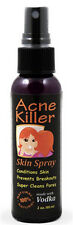 Acne Killer Pimple Breakout Skin Toner with Lavender, Witch Hazel & Vodka