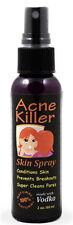 Acne Killer Pimple Breakout Skin Toner with Lavender, Witch Hazel & Vodka