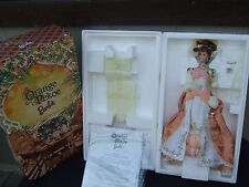 Orange Pekoe Barbie Victorian Tea Porcelain Collection Limited Edition + Shipper