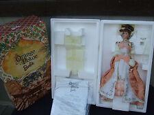 Orange Pekoe Barbie Victorian Tea Porcelain Collection Limited Edition + Shipper