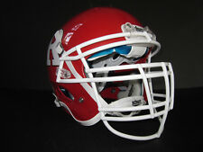 Schutt DNA PRO Football Helmet - RUTGERS SCARLETT KNIGHTS New not used worn XL!