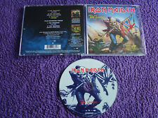 IRON MAIDEN - THE TROOPER - ENHANCED CD Single incl. Live Video