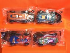 SONIC 2008 - Soda Pop Derby Cars - Tin Cars - Complete Set of 4 MIP