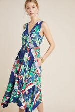 New Anthropologie Spirited Midi Dress by Maeve. size 6