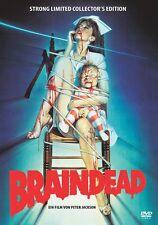 Braindead / Dead Alive , strong limited edition , 100% uncut , Peter Jackson