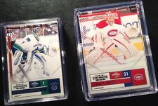 2011-12 Panini Contenders Complete 100 Hockey Cards Base Set.
