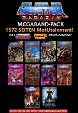 Masters of the Universe MEIMAG MEGABAND-PACK  1572 Seiten He-Man Skeletor