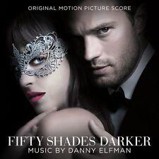 FIFTY SHADES DARKER (Danny Elfman Score)   (CD) Sealed