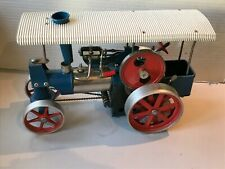 Wilsco Old Smokey Traction Engine, Live Steam, fired with tray, not boxed