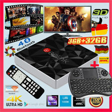 Beelink GT1 Ultimate OctaCore 3+32GB Android 6.0 4K Dual WIFI TV Box+Keyboard DE