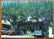 SENAS EN PROVENCE Nationale 7 Hotel Le  Luberon autos vintage