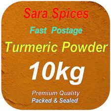 Turmeric Powder 10kg -  SaraSpices - Herbs & Spices