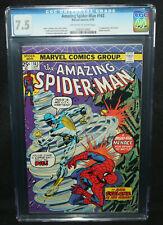Amazing Spider-Man #143 - 1st App of Cyclone - CGC Grade 7.5 - 1975