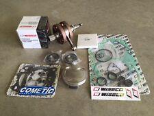 ** HONDA CRF 450R WISECO COMPLETE ENGINE REBUILD KIT WPC 138 STD BORE KIT 02-08