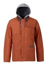 Burton Dunmore Jacket orange