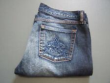 Diesel Cotton Faded L32 Jeans for Women