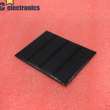 12v 15w Solar Power Panel Solar System Diy For Cell Phone Chargers A3gs