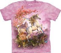 Awesome Unicorn Fantasy T Shirt Adult Unisex The Mountain