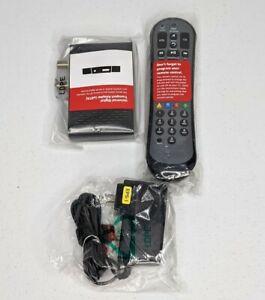 Xfinity ARRIS HD-DTA100u/4305/000 HD-uDTA-M Digital Transfer w/ remote & power