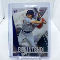 2017 Topps Finest Andrew Benintendi Rookie RC Boston Red Sox