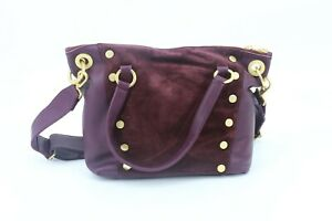 Hammitt Daniel Med Freestyle Tote Handbag Bag Purse Purple
