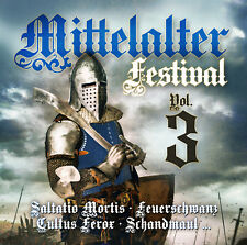 CD Mittelalter Festival Vol.3 von Various Artists