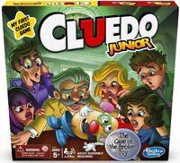 Cluedo Junior Hasbro Board Game Family fun gift brand new xmas Christmas