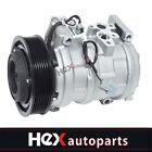 A/C Compressor& Clutch Fits Honda Accord 2003-2007 L4 2.4L 10S17C 77389
