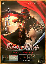 PRINCE OF PERSIA Rara PS3 0,5 CM X 73 giapponese PROMO POSTER