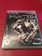 HUNTED: DEMON'S FORGE GAME PS3 (demons) ~ NEW Factory SEALED - Bethesda