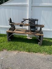 Vintage Metal Lathe Drill Press