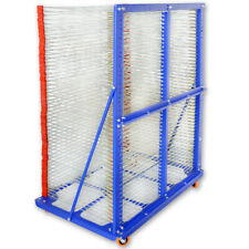 Sstop Grade 41x28x54 Screen Drying Rack Assembling Type 50 Layers Movable New
