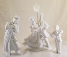Dept 56 Silhouette Treasures Tidings of Comfort and Joy Lighted 78626 Excellent