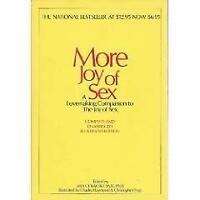 More Joy of Sex Paperback Alex Comfort