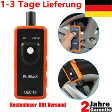 EL50448 Auto RDKS TPMS Programmiergerät Werkzeug Anlernsystem für OPEL/GM DE DHL