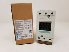 SIEMENS 3RT1044-1AL20 contactor S3 230Vac 50/60Hz AC-3 30KW 400V