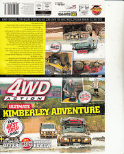 Australian 4WD Action-Issue 151-Kimberley Adventure-Car 4WD Action-DVD