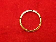 GENUINE CARTIER 18K SOLID YELLOW GOLD LADIES COUGAR 23MM BEZEL