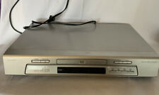Sharp DV-740 DVD Player