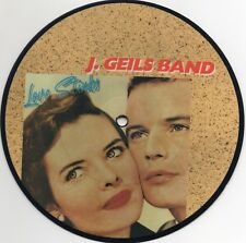 """J. Geils Band - Love Stinks  (7"""" Picture Disc 1980)"""
