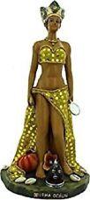 "New listing 13"" Statue of Orisha Oshun Ochun Santeria Yoruba Our lady of Charity"