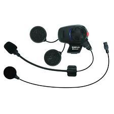 SENA SMH5 MOTORCYCLE BLUETOOTH® STEREO HEADSET/COMMUNICATOR/INTERCOM SINGLE KIT
