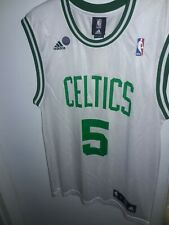 Kevin Garnett Boston Celtics Adidas basketball Jersey NBA uniform shirt NEW - XL
