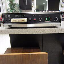 VINTAGE PANASONIC RS-803US 8 TRACK PLAYER RECORDER WOOD GRAIN