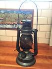 Vintage Meva 864 Railroad Kerosene Paraffin Lantern~Made In Czech Republic