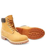 Timberland Men's 6-Inch Premium Waterproof Boot -10061- Wheat