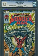 MARVEL PREMIERE #55 CGC 9.6 NM+ 1st Solo WONDER MAN AVENGERS Marvel Comics LOOK
