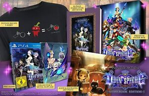 Odin Sphere Leifthrasir - Storybook Edition [Sony PlayStation 4 PS4 Atlus] NEW
