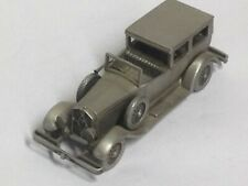 Danbury Mint ~ Limited Edition ~ Pewter Car ~ 1926 Isotta Fraschini
